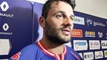 Fabrice Estebanez : « L'important est que tout le monde ait envie de revenir au Stade des Alpes »