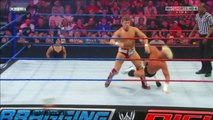Dolgh Ziggler vs. Daniel Bryan Highlights - HD Bragging Rights 2010