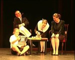 Grand-peur et misère du 3ème reich - Bertold Brecht - Le mouchard - Ecole de théâtre Artefact