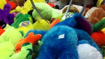 Tellers Plays The Claw:Dave & Busters:Dave,Busters & Birthdays!!!!