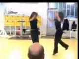 Sofia Essaidi & la danse...
