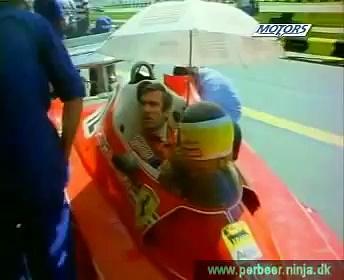 Formula One Argentine GP 1977