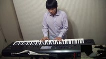 Dream Theater - Breaking All Illusions keyboard cover
