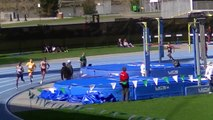2015 New York Relay 4x400m Freshman section 1 (seeded section)