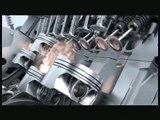"""New BMW M5 F10 """"EXPLODED"""" Animation (Engine and Active M Differential)"""