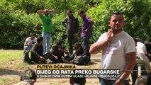 Bijeg od rata preko Bugarske