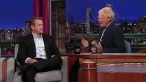Matt Damon on David Letterman   July 31 2013   Full Interview
