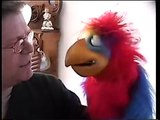 Dirk Golden's Visit with Ventriloquist Jim Adams 2004..Some puppets by Axtell mpg
