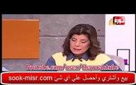 مرتضى منصور يسب المذيعة أماني الخياط على الهواء مع وائل الابراشي