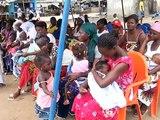 Santé / Abobo : Campagne de vaccination contre contre la poliomyélite
