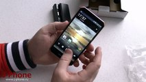 Fujitsu Arrows F 04G NX-Iris Scanner Setting - video dailymotion