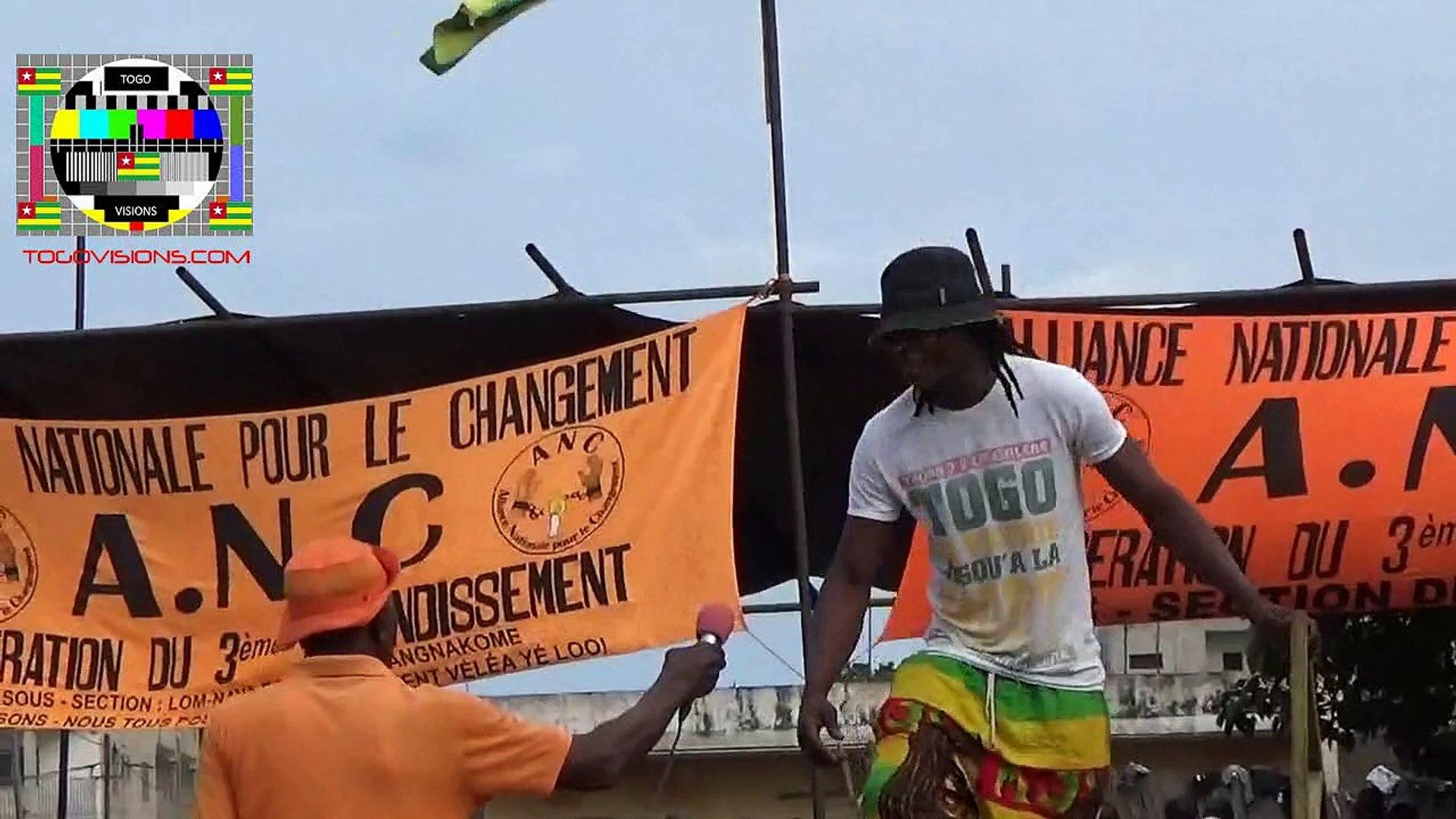 Amen Jah Cissé: le jour où on se lèvera de Lomé à Cinkassé, ça va chauffer