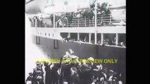Titanic:  'Time to Remember,' British Pathe newsreel 1912