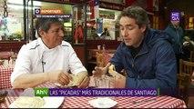 Las Picadas Mas Tradicionales De Santiago (Cocina Chilena)