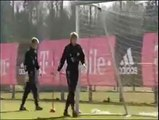 Oliver Kahn Video Tribut - Kahns Torwarttraining