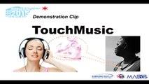 [World Haptics Conference 2015] TouchMusic