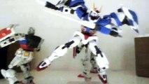 Gundam war in the closet- 07 Abandoned base