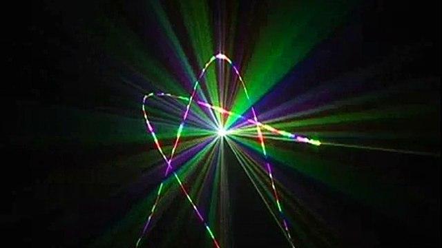 Fanfare : NFI RGB Laser Show #24 20Kpps Scanner