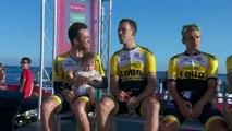 Resumen  Etapa 1 Puerto Banús / Marbella  Vuelta a España 2015