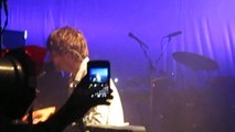 """Thom Yorke """"Open The Floodgates"""" (new song) Live at The Echoplex 10-02-09"""