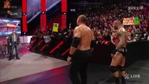 John Cena vs. Seth Rollins, Randy Orton & Kane – 3-on-1 Handicap Match- Raw, Oct. 6, 2014