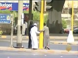 انتشار ظاهرة التسول في مدينة جدة