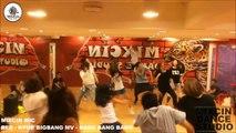 MIXCIN MIC x KPOP BIGBANG-BANG BANG BANG | DANCE COVER BY MIC RED 舞蹈教學 Pt.2