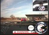 Aston Martin V8 Vantage Drive @ Silverstone April 2011