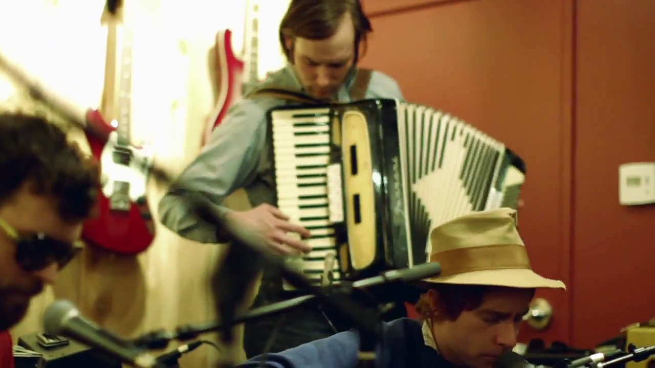 "Dr. Dog ""Heart it Races"" At: Guitar Center"