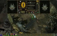 Planescape : Torment in 1680x1050 with Ghostdog's UI mod