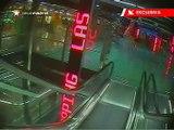 Inmigrantes ilegales entran en España por la Terminal 4