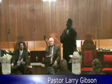 """Pastor Larry Gibson """"Another blessing"""""""