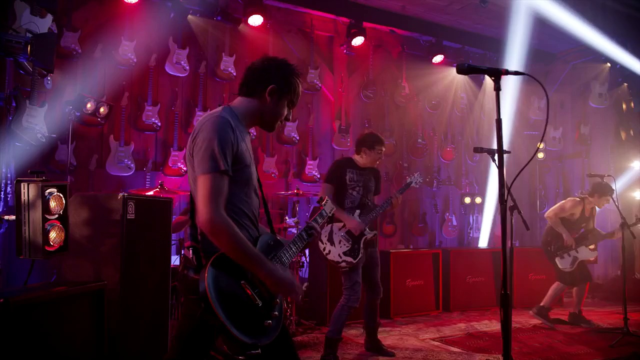 "All Time Low ""Dear Maria, Count Me In"" Guitar Center Sessions on DIRECTV"