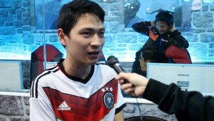 Phỏng vấn nhanh Gman trong giải đấu Pro Masters 2015, nội dung Solo Random