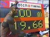 1996 US Olympic Trials - Men's 200 Meters (Michael Johnson WR)