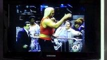 WWE Wrestlemania 2 Hulk Hogan vs. King Kong Bundy w/ Bobby Heenan