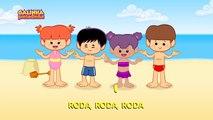 Roda Roda Roda Caranguejo peixe é DVD Galinha Pintadinha 3 OFICIAL | Ster Travis