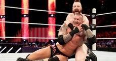 WWE SummerSlam 2015 Sheamus vs Randy Orton