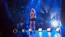 Ellie Goulding Performs 'Burn' The Queen Latifah Show