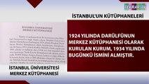 İstanbul Üniversitesi Merkez Kütüphanesi Tanıtım
