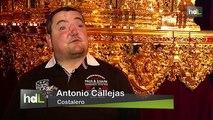 HDL Semana Santa accesible en Granada para personas con discapacidad con una guía pionera en España