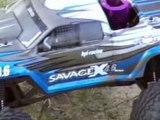 Revo 3.3 & Savage X 4.6