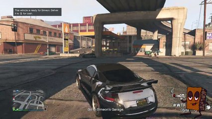 """NEW GTA 5 UNLIMITED MONEY GLITCH """"CAR DUPLICATION"""" AFTER PATCH 1.26/1.28 (GTA V GAMEPLAY)"""