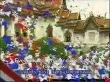 Thai National Anthem with English sub-titles