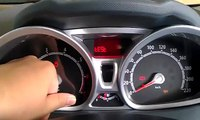 Ford fiesta mk7 **Secret menu** - video dailymotion