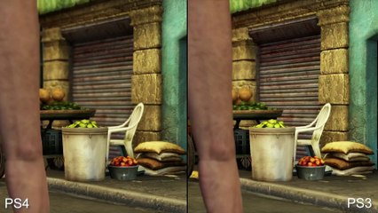 Uncharted  Nathan Drake Collection - PS4 vs PS3 Story Trailer Graphics Comparison de Uncharted: The Nathan Drake Collection