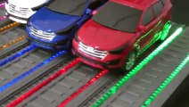 헬로카봇 싼타페 슬림 자동차 변신 장난감 불빛 놀이 Hello Carbot Santafe Slim Cars Toys