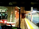 Toronto Streetcar Ride from Street to Tunnel - Fall 2004