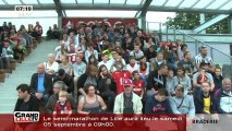 Foot - LOSC : Les Dogues face aux supporters