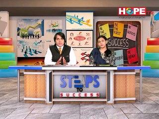 "Program # 08 (Part - 1) - ""Managing Stress at Work"" - Hope TV"